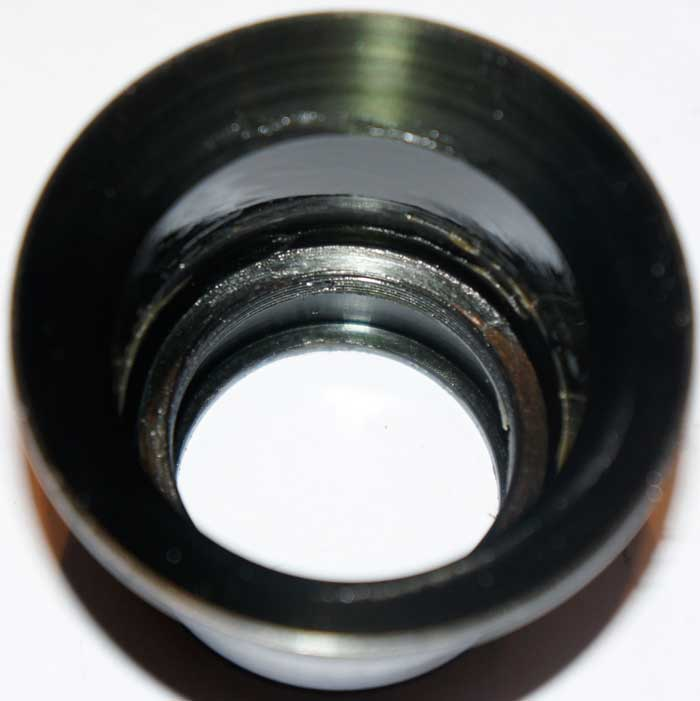 OKS5-18-1 lens and spare optical block