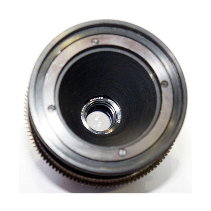 LOMO OKS1-40-1 2.5/40mm lens for Konvas, Kinor (OCT-19 mount)